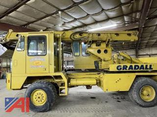 2000 Gradall G3WD Excavator