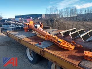 2002 Jabco Extendable Hydraulic Crane Arm