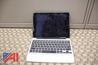 iPad With Zagg Keyboard