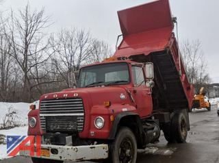 1983 Ford L8000 Dump Truck
