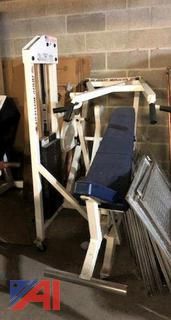 Body Masters Incline Chest Press