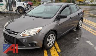 2013 Ford Focus 4DSD