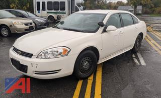 2009 Chevy Impala 4DSD/Police Package