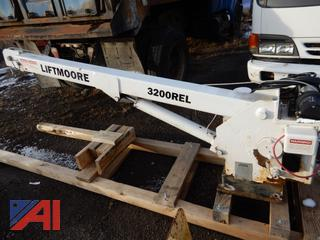Liftmoore 3200REL Mechanics Crane