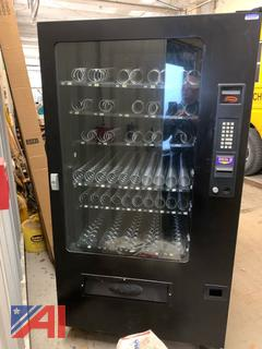 Seaga Snack Vending Machine