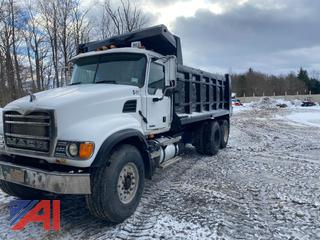2003 Mack CV713 Granite Dump Truck