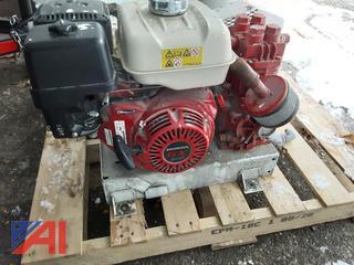 (#17) Honda GX240 and Compressor