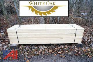 White Oak Lumber, 320 Board Feet