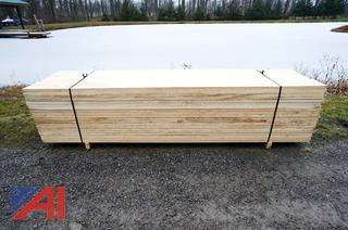 White Ash Lumber, 320 Board Feet