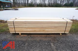American Beech Lumber, 320 Board Feet
