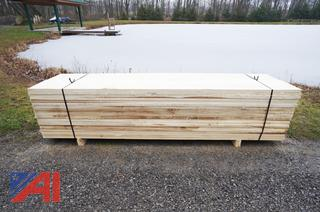 Poplar Lumber, 320 Board Feet