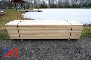 Linden Lumber, 320 Board Feet