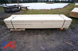 Norway Spruce Lumber, 240 Board Feet