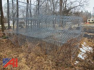 Steel Retaining Wall Cages
