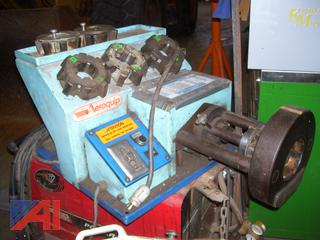 AeroQuip Hydraulic Hose Machine