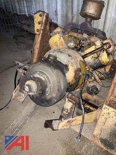 Wisconsin 4-Cylinder AuxiliaryGas Engine
