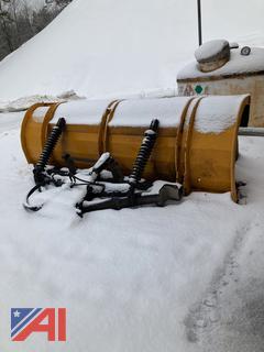 2012 11' Viking Power Angle Plow