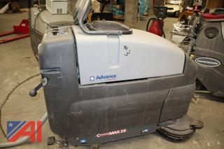 Advance Convertamatic Max 26 Floor Scrubber