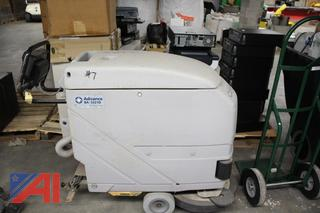 Advance BA 5321D Floor Scrubber