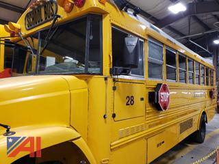 (#28) 2005 Freightliner/Thomas FS65 School Bus with Wheelchair Lift