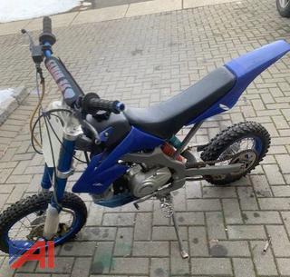 2015 Ioncin 125CC Dirt Bike
