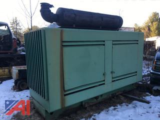 Allis-Chalmers 175 KW Generator