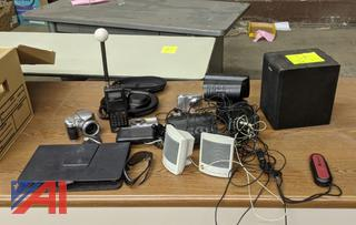 Various Electronics & Speakers