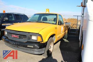 1997 GMC Sonoma Pickup Truck