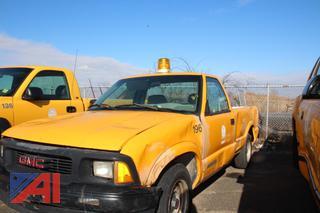 1997 Chevy Sonoma Pickup Truck