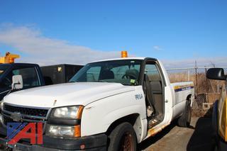 2006 Chevy Silverado 1500 Pickup Truck