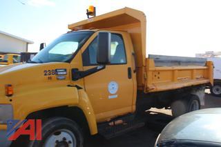 2003 GMC C5500 Dump Truck