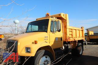 2003 Freightliner FL80 Dump Truck
