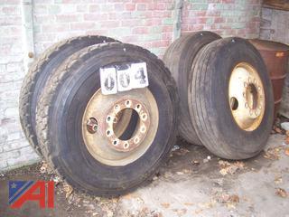 12R-22.5 Tires