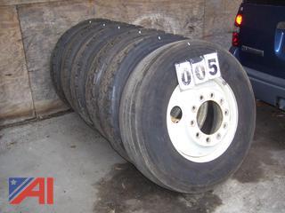 11R-22.5 Tires