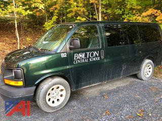 2009 Chevy Express LS 1500 Van