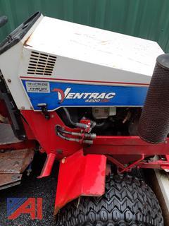 Ventrac 4200 VXD Articulating Tractor