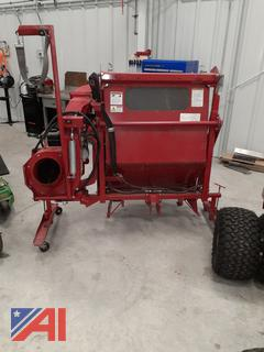 Ventrac RV600 Vacuum Collection System