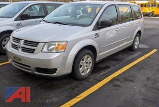 2009 Dodge Grand Caravan Minivan