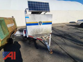 (#6) 2000 Kustom Speed Wagon Radar Trailer