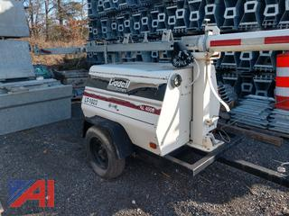 2005 Amida Light Tower with Generator
