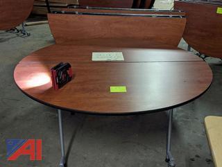 "60"" Palmer Hamilton Folding Tables"