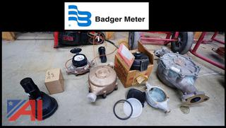 Badger Water Meters & End Points