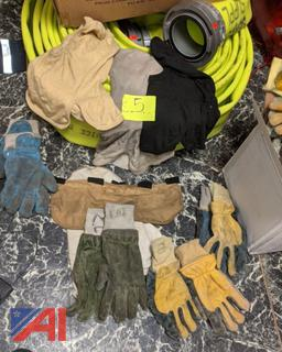 Used Fire Rated Gloves