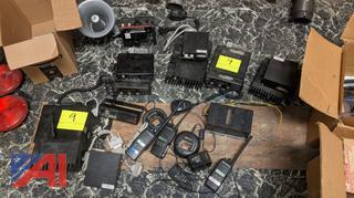 Various 2-Way Radio Equipment