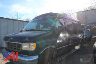 1992 Ford E150 Van