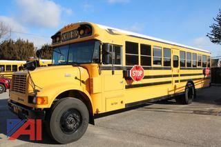 2001 International 3800 School Bus