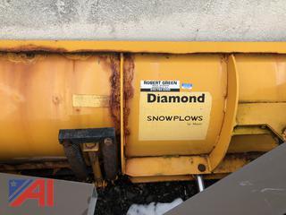 9' Meyer Diamond Snow Plow
