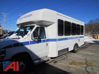 2010 Ford E450 Mini Wheelchair Bus