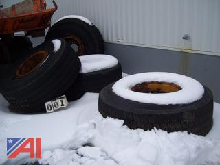 Michelin 20.5R25 Loader Tires
