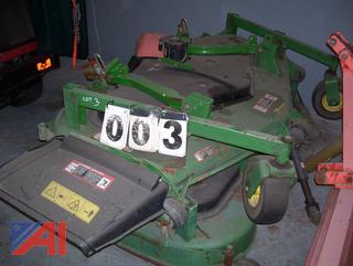 John Deere 7 Iron 72' II Mow Deck